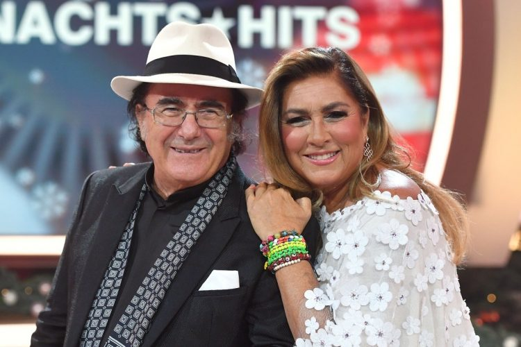 Albano e Romina (Getty Images)