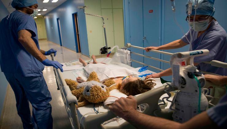 Coronavirus: muore una bambina di 3 anni - Ticinonline
