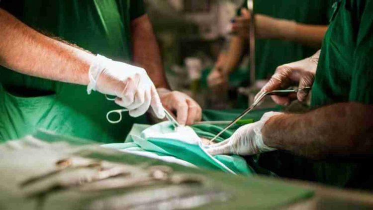 Operazione delicata bambina un anno Covid Firenze