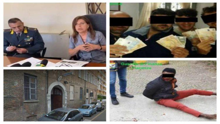 Caserma di Piacenza come Gomorra (Web)