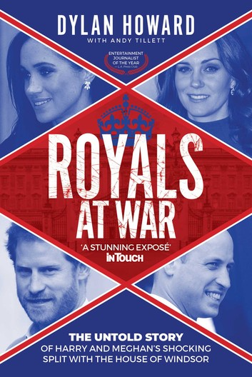 "Il libro ""Royal at War"" (Web)"