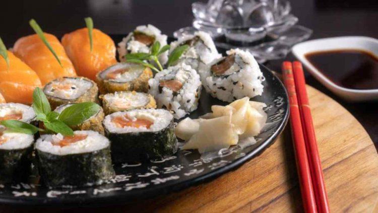 ragazza sushi
