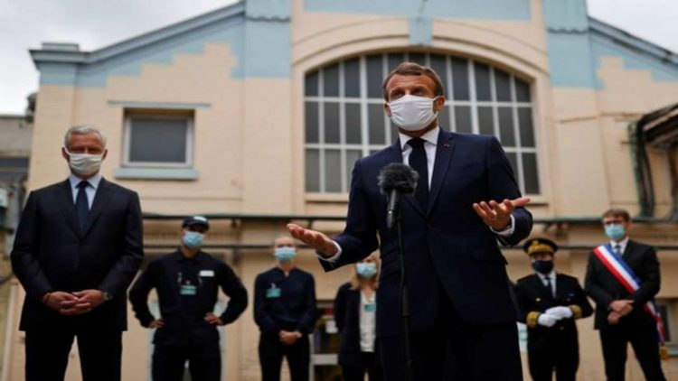 Macron (foto dal web)