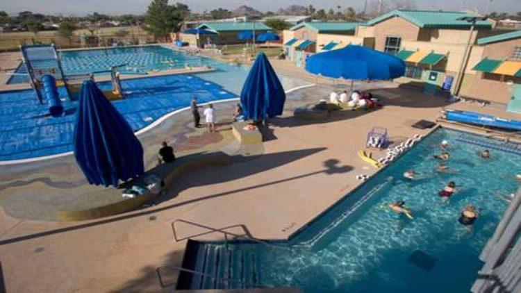 Parco acquatico dell'Arizona (foto dal web)