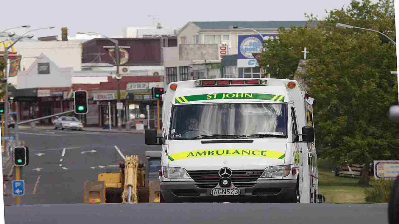 Ambulanza Nuova Zelanda