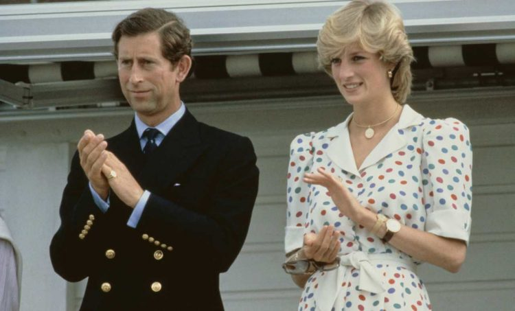 Carlo e Diana - foto dal web