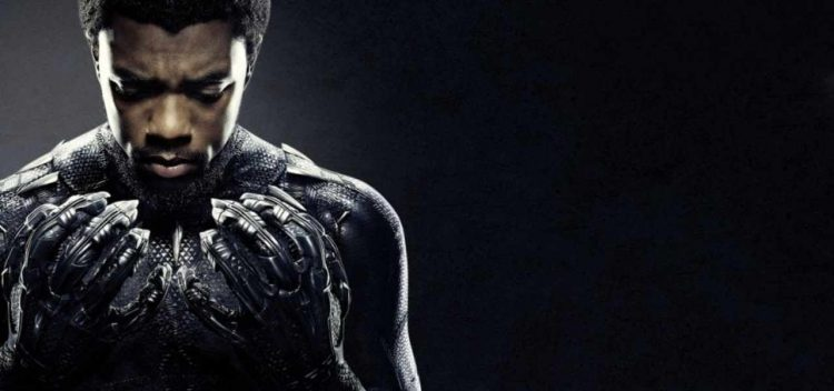 Chadwick Boseman Black Panther record del mondo twitter