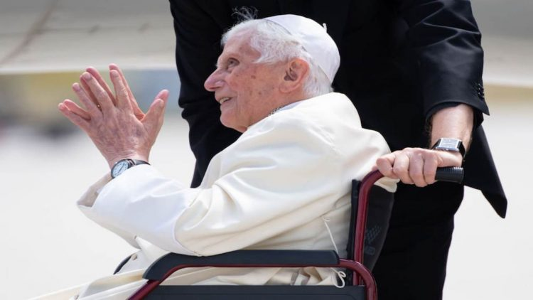 Ratzinger (Gettyimages)