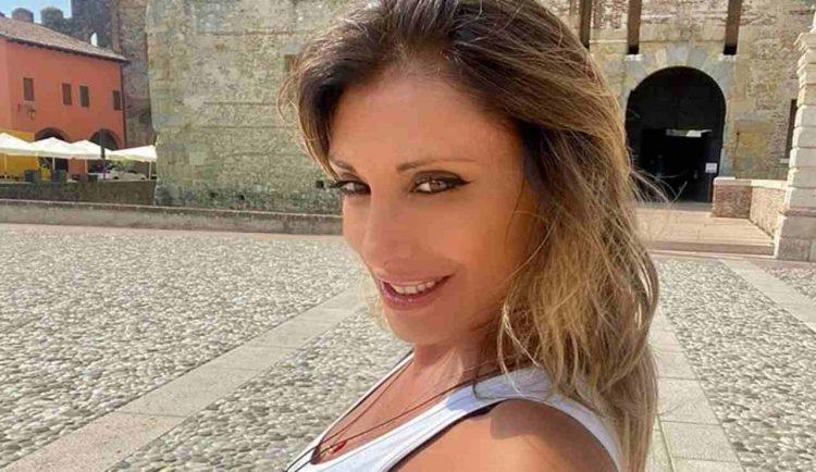 Sabrina Salerno (foto da Instagram)