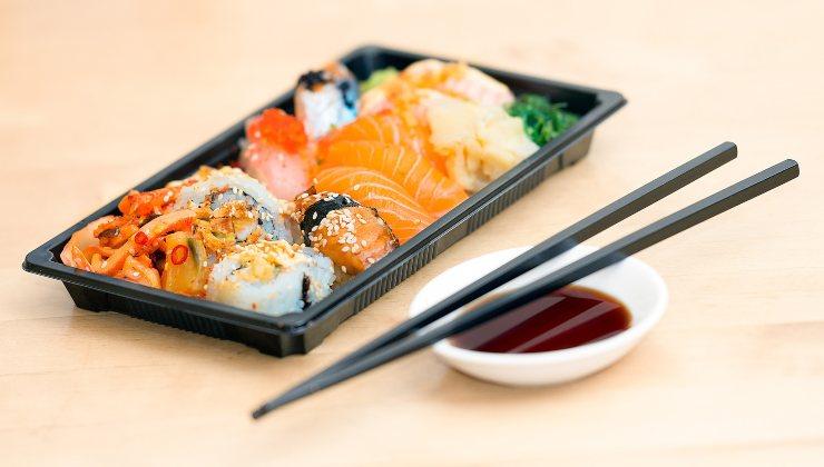 Sushi Italia Giappone differenze