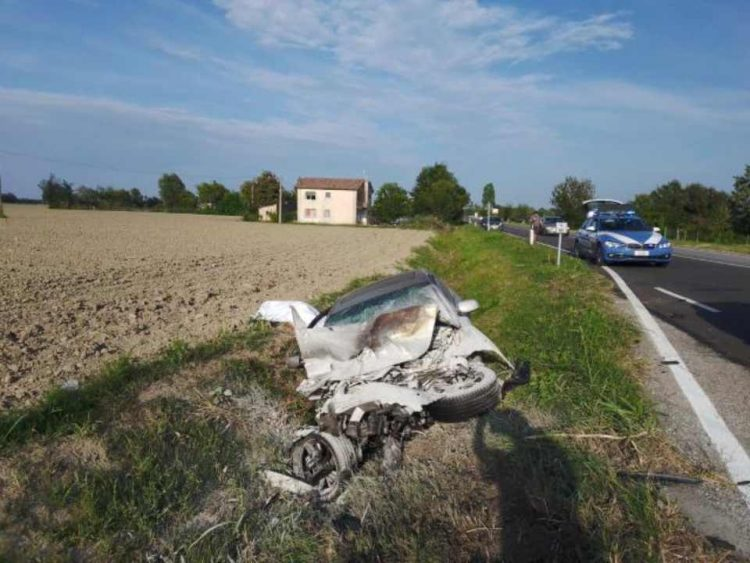 Incidente Canaro (foto dal web)