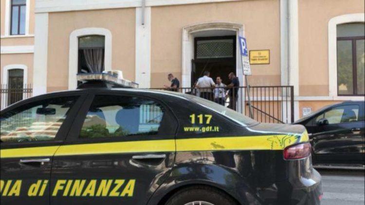 Guardia di Finanza Foggia (foto dal web)