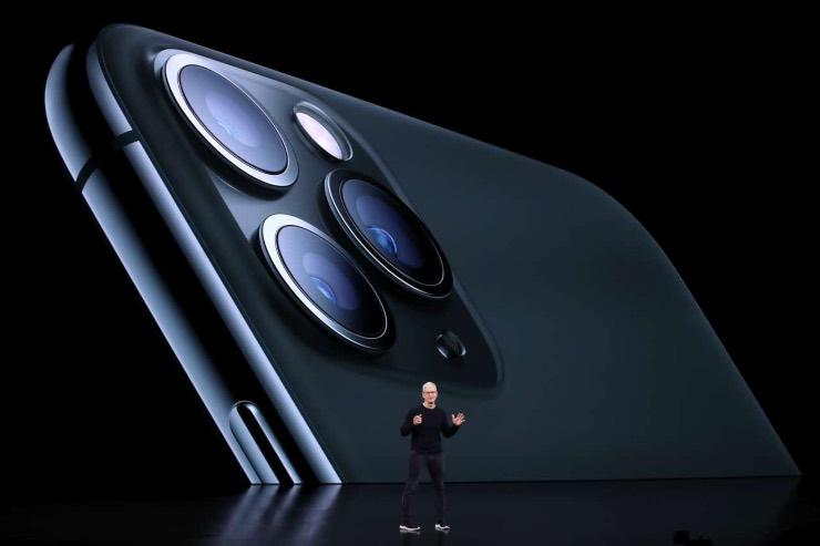 Apple Event iPhone 12 iPad Watch
