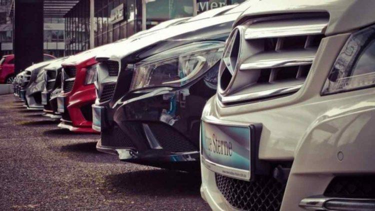 Maxi sequestro auto Trento (foto dal web)