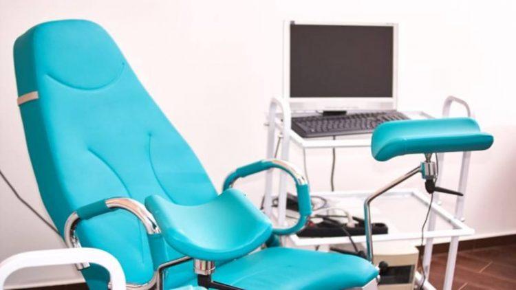 Studio di ginecologia (foto dal web)