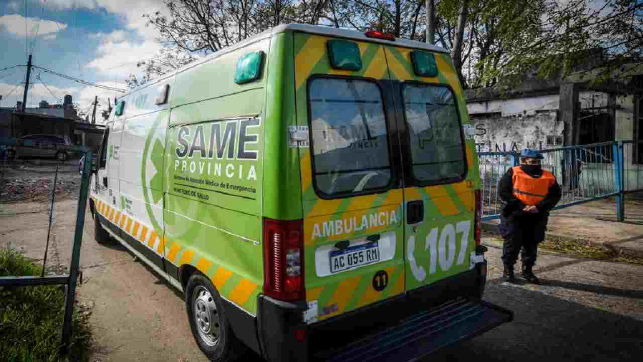 Ambulanza Argentina