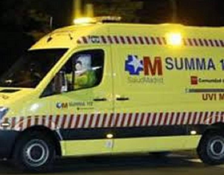 Ambulanza Ibiza
