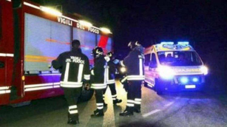 madre serena greco incidente