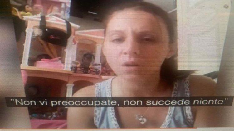 Antonella Palladino, madre di Miriam (foto dal web)