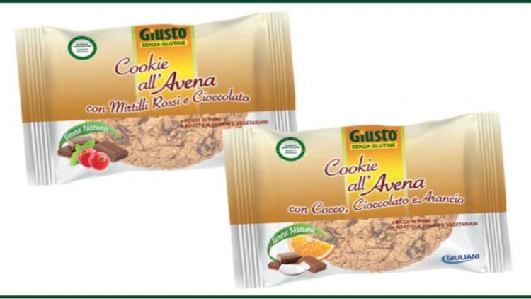 Biscotti Giuliani ritirati dal commercio (foto dal web)