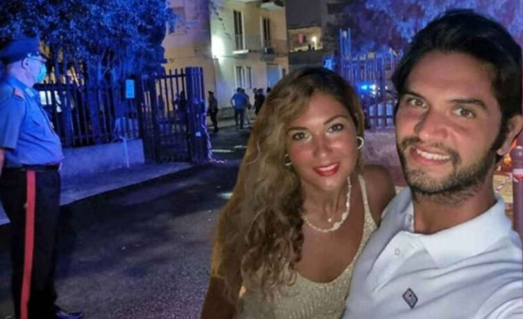 Daniele De Santis e Eleonora Manta