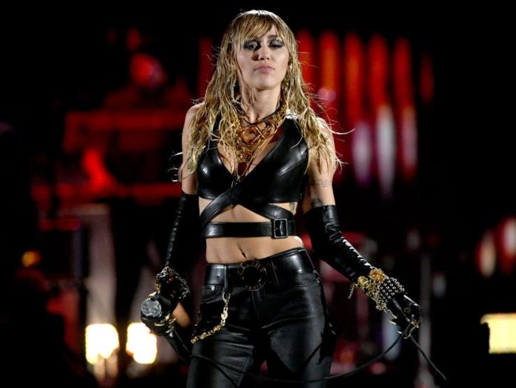 Miley Cyrus: