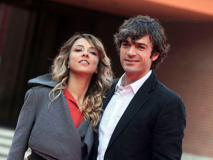 Myriam Catania e Luca Argentero