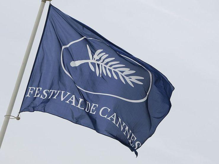 Bandiera Festival di Cannes
