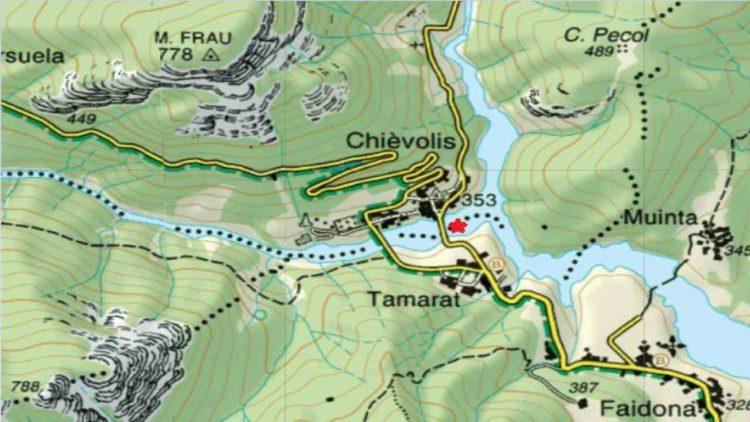 Tragedia a Tramonti di Sopra (foto dal web)