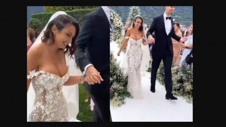 Matrimonio Elettra Lamborghini (foto dal web)