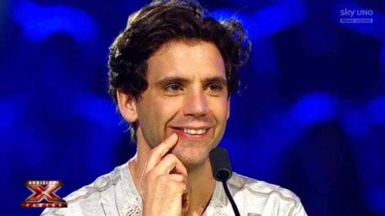 Mika gesto X Factor 2020