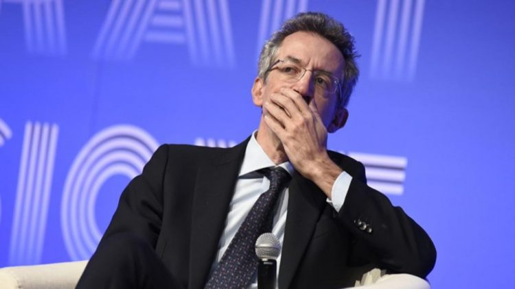 Ministro Manfredi (foto dal web)