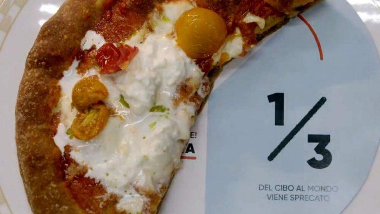 Pizza Cracco (foto dal web)
