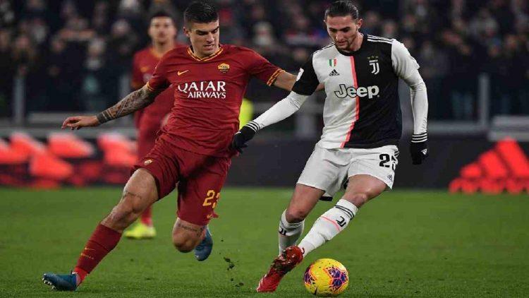 Roma-Juventus streaming