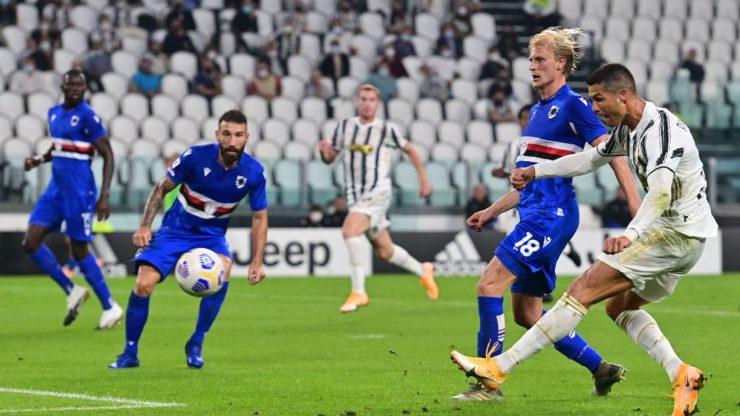 Serie A, non sbaglia la Juventus: Sampdoria battuta 3-0