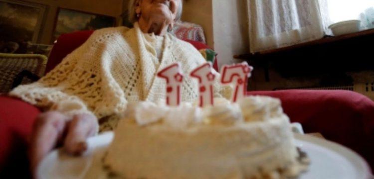 La persona più anziana del mondo