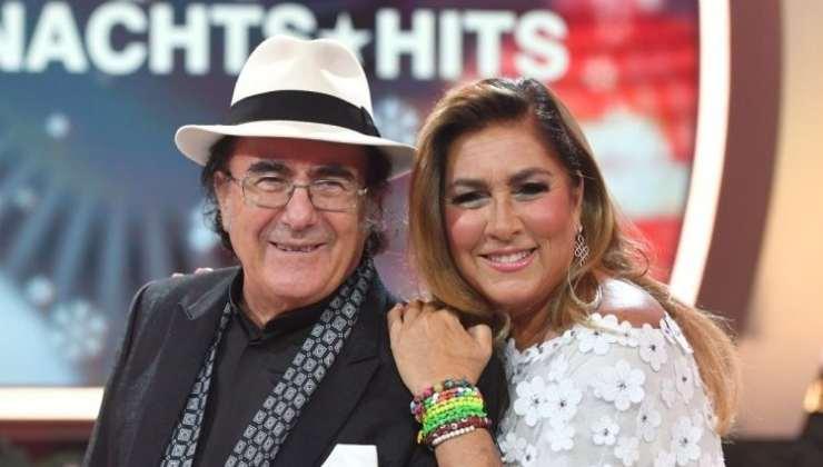 Al Bano e Romina (foto dal web)