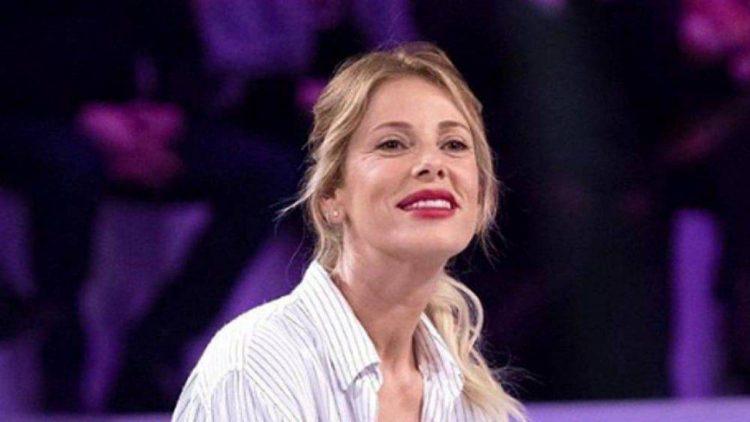 Alessia Marcuzzi (foto dal web)