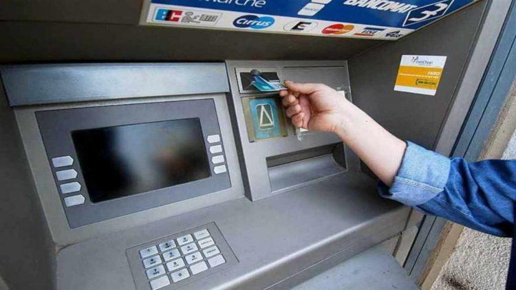 Bancomat (foto dal web)