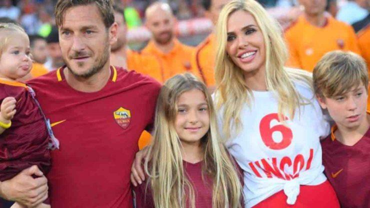 Covid 19, grave lutto per Francesco Totti
