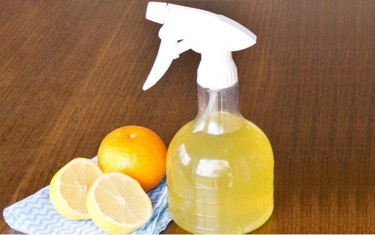 Limone ed acqua ossigenata