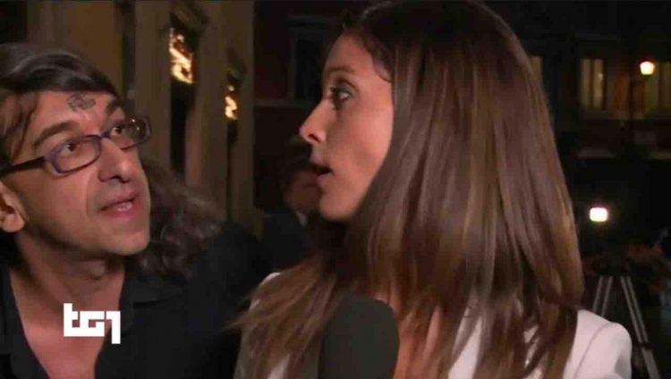 Gabriele Paolini disturbatore tv sentenza
