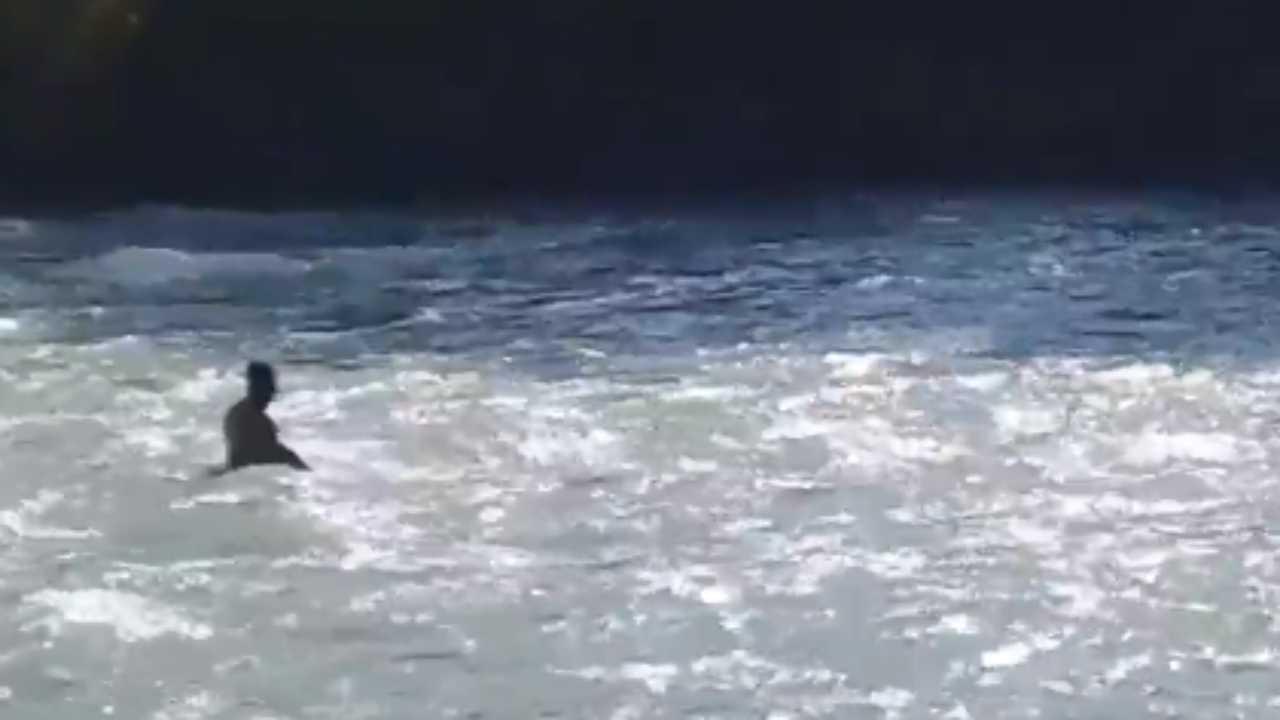 Ragazza annegata sondrio