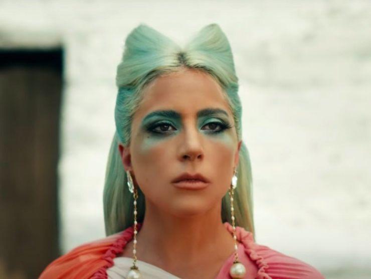 Lady Gaga Video 911
