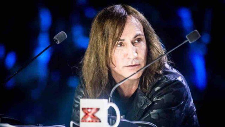 X Factor 2020 Manuel Agnelli in lacrime