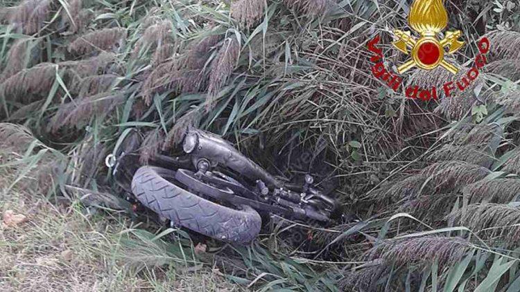 Incidente in cui ha perso la vita Alberto Mattiuzzo (foto dal web)