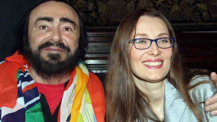 Nicoletta Mantovani ex moglie Pavarotti si sposa