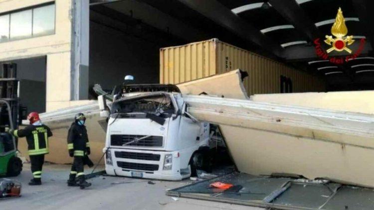 incidente sul lavoro Sardegna
