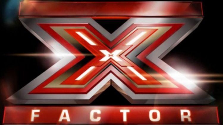 X factor grave lutto