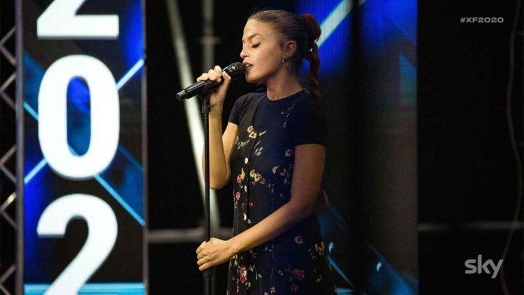 X Factor Eda Marì categoria Over